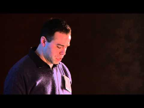 An intervention with poverty: Joshua Bacigalupi at TEDxCortland