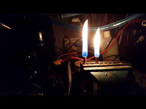 Propane vs Natural Gas Flame