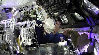 Peek Inside NASA's Orion Capsule Mockup