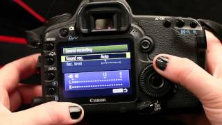 Toronto Star's Anne-Marie Jackson teaches you how to get your DSLR camera into video mode.