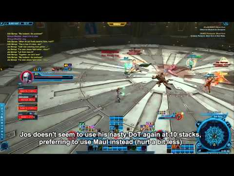 SWTOR Hardmode Jos and Valk Beroya Blood Hunt Flashpoint Guide