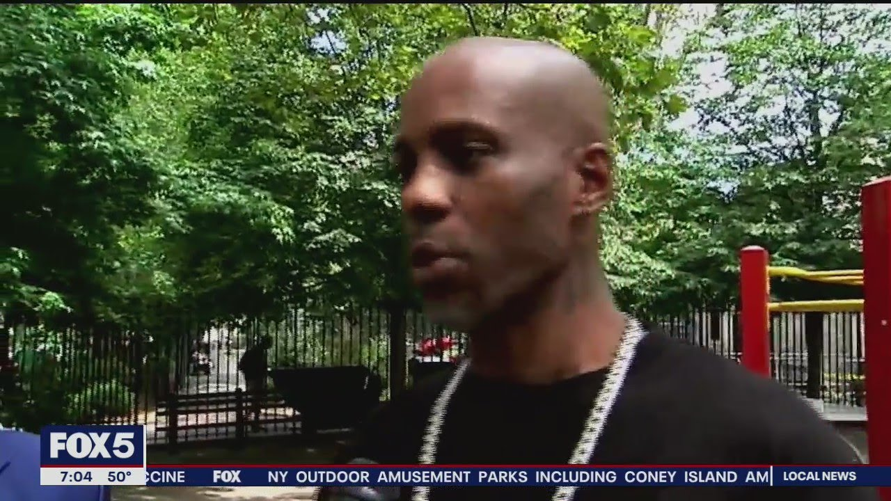 DMX remains on life support