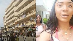 WE WENT TO MAKOLA MARKET   GHANA DAY 4 #GhVlog5