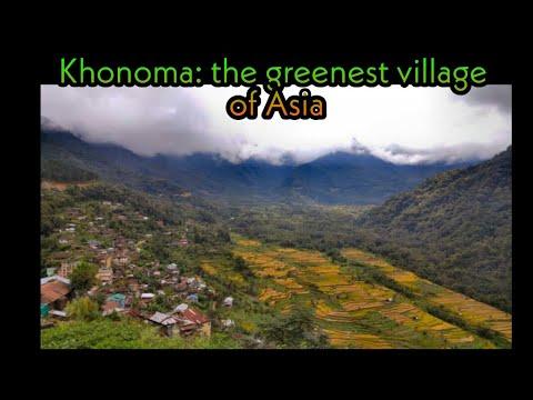 Khonoma: The Greenest Village of Asia !!