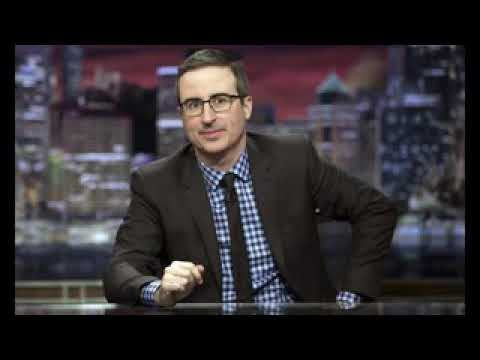 John Oliver goes in on Dustin Hoffman over sexual harassment allegatio