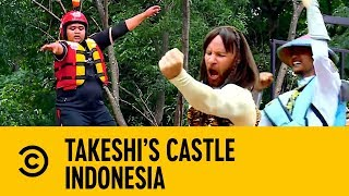 """Cave Man or Scary Spice?"" 