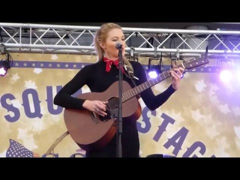 Ashley Campbell - Remembering - C2C 2016, Town Square Stage 13/03/2016
