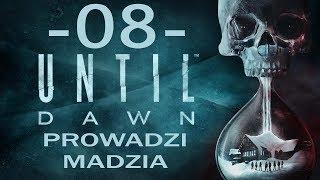 [PS4] Until Dawn #08 - Strach cz.1