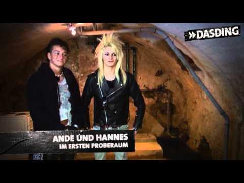 Rockstars von der Schwäbischen Alb -- Kissin´ Dynamite   DASDING