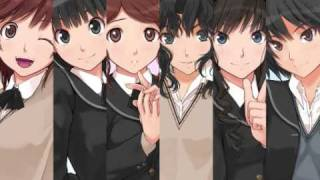 das 2 opening vom anime Amagami SS.