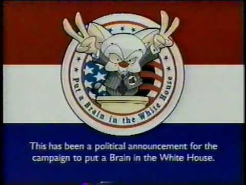 Download Put A Brain In The White House