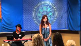 SOUL CENTER OC July 19, 2015 Rina Cervantes performing The Rose by Bette Midler