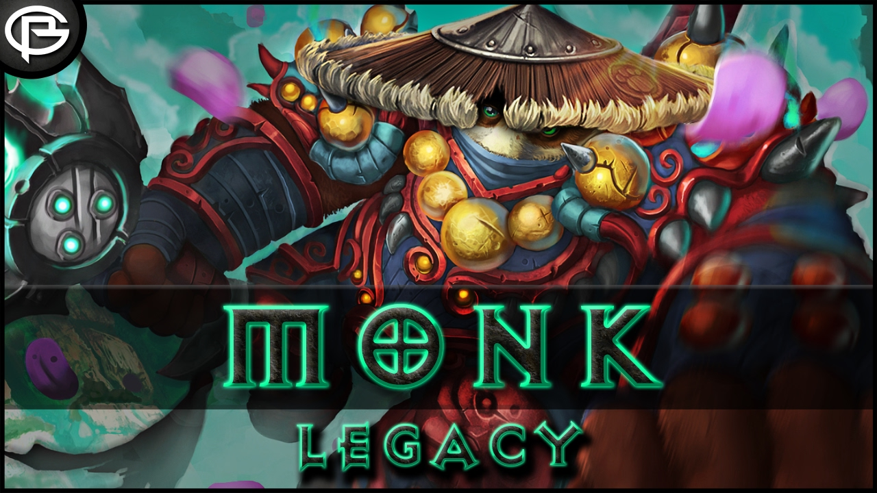 The Legacy Of The Monk Youtube
