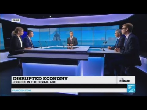 Disrupted economy: Jobless in the digital age (part 1)
