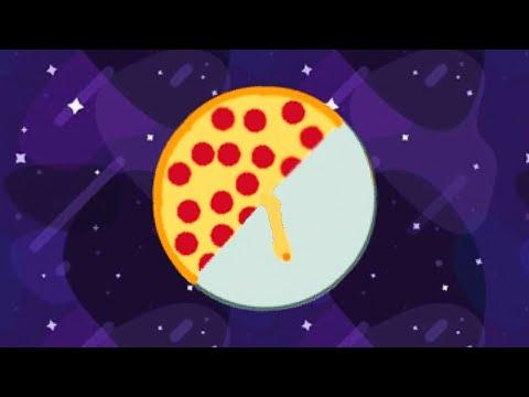 Paper.io 2 | Giant Pizza Slices 100%