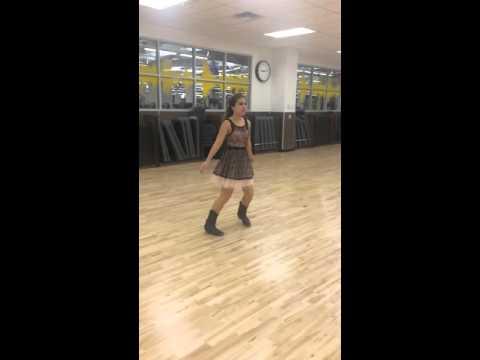 Slow Motion Line Dance Saddle Up Shawty
