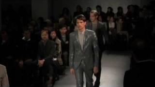 Highlights - Calvin Klein Collection Men's Fall 2010
