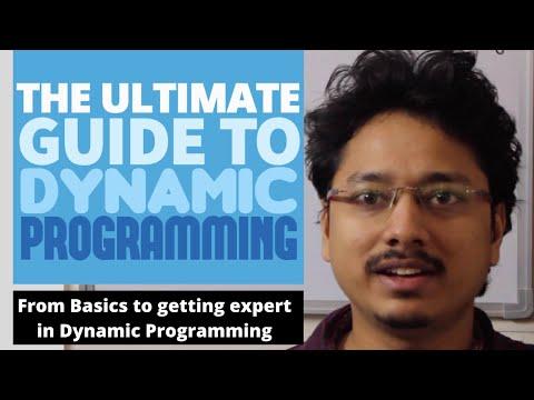 Dynamic Programming Introduction | Dynamic Programming Tutorial