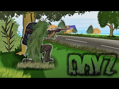 Why Playing SOLO Is So HARD | DayZ, 1.11, PC