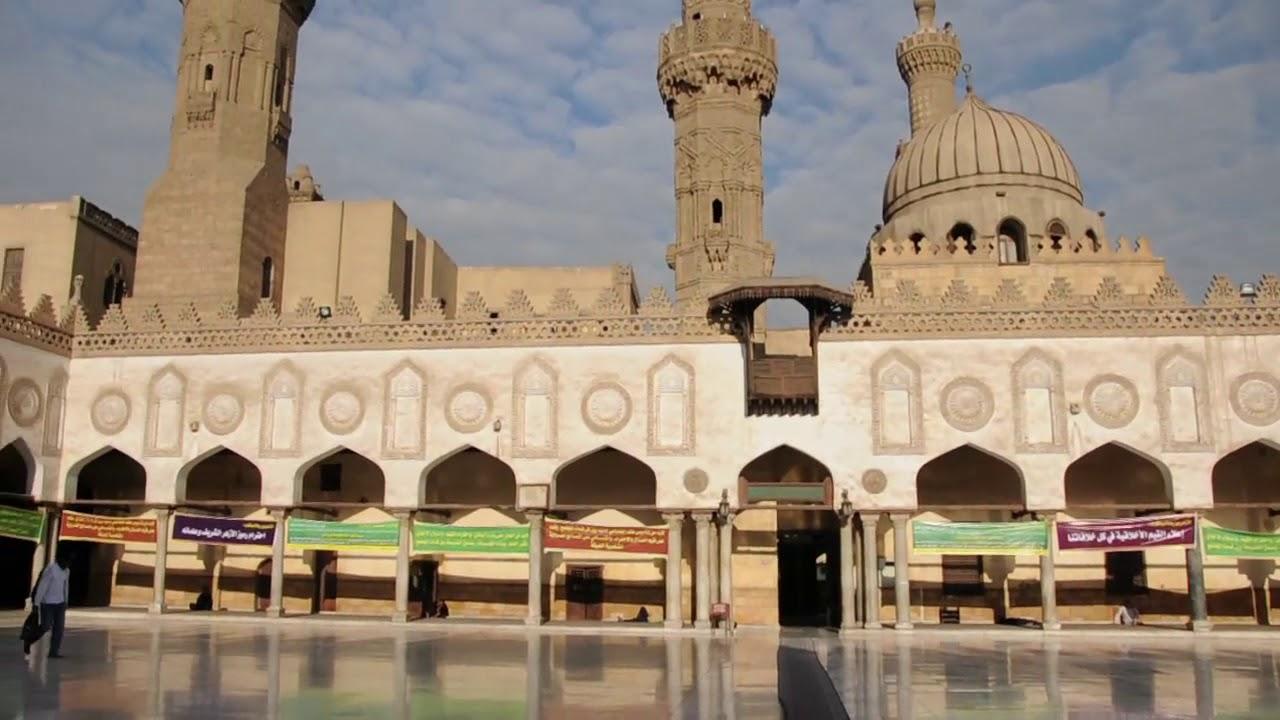 Al Azhar mosque - جامع الازهر في مصر