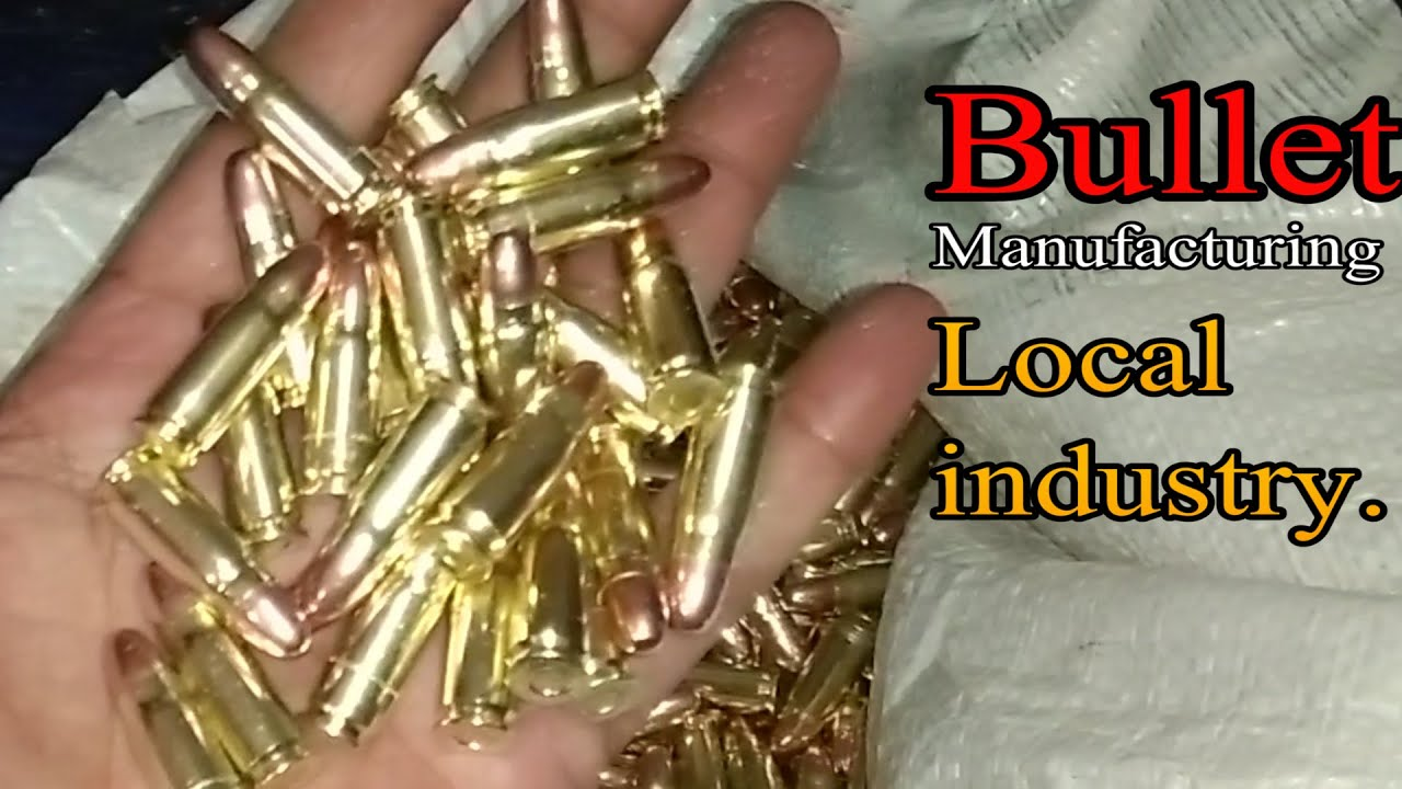 Download How it is made Bullet. goli kaisay banthi hae. Hindi Urdu. Local (industry) bullet manufacturing.