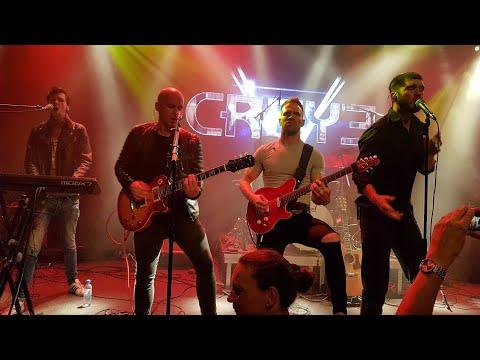 Creye - A Better Way | Live at The Tivoli Helsingborg | 14.9.2019 Mp3