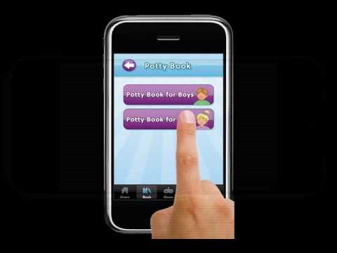 I Love Potty Training IPhone & IPad App Demo By Joy Berry