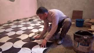كيفية تركيب السيراميك بطريقة سهلة مع نصرو ولاد ميمون