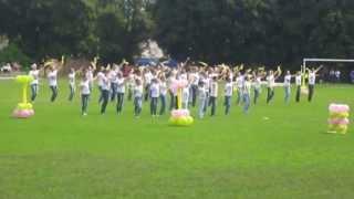 майданс в городе Знаменка Кировоградской обл. среди школ(, 2013-06-04T18:21:18.000Z)