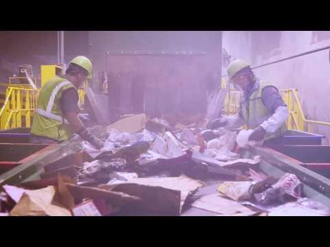 Waste Managements Sacramento Recycling Transfer Facility