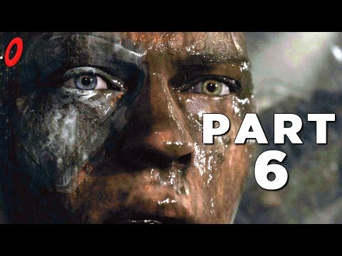DETROIT BECOME HUMAN Walkthrough Gameplay Part 6 - FUGITIVES (PS4 Pro)
