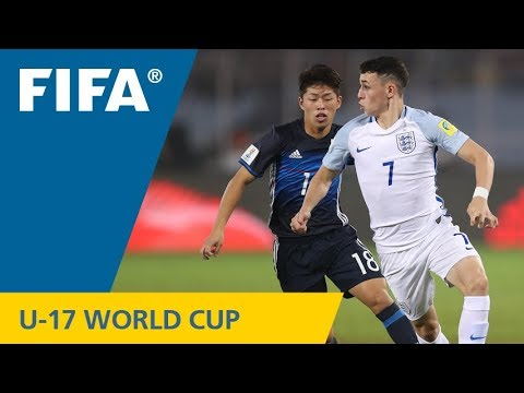 Match 41: England v Japan – FIFA U-17 World Cup India 2017