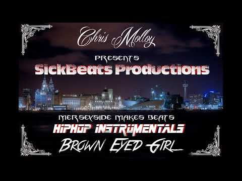 Brown Eyed Girl - Emotional HipHop Instrumental w/hook.