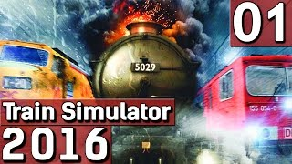 Train Simulator 2016 #1 Gameplay Premiere: Das ist neu im Update!