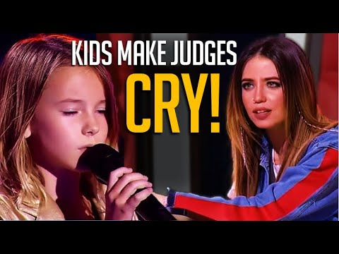 Download When Kids Make The Judges BREAK DOWN Crying😭