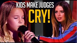 When Kids Make The Judges Break Down Crying MP3