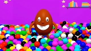 Kids Learning Colors with Surprise Eggs Ball|Kids Learning Colors through Ball Pit Show|Kids Funny games|Talking Tom Cat|Kids Funny Cartoons|Talking Tom and Friends|Kids Learning N ...