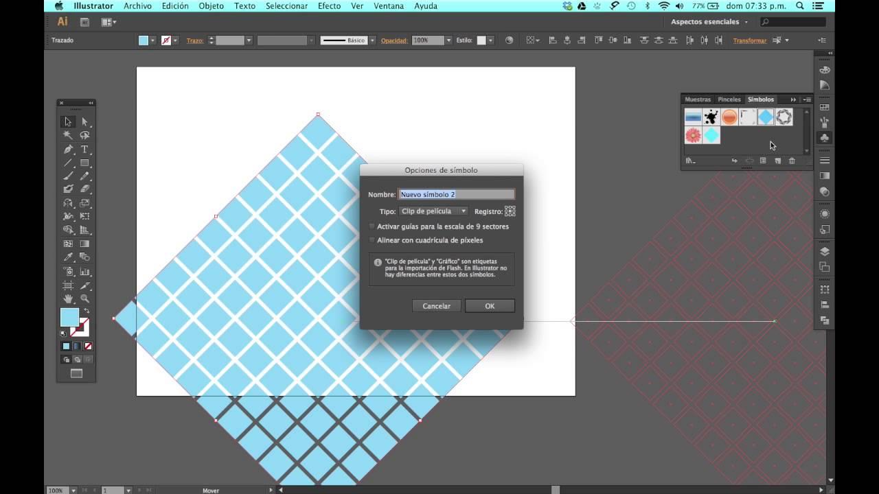 Como dise ar un logo 3d en adobe illustrator youtube for Como disenar mi casa en 3d gratis