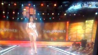 Video Miss Philippines Swimsuit competition preliminary 2009 download MP3, 3GP, MP4, WEBM, AVI, FLV Agustus 2018