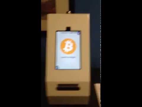Skyhook Bitcoin ATM