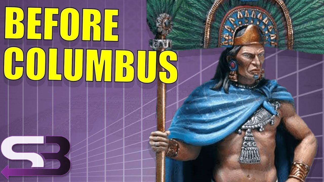 they came before columbus summary