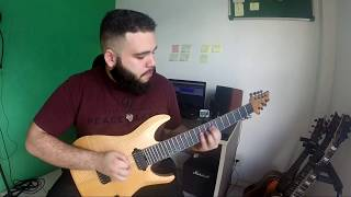 Скачать Our Last Night Can T Feel My Face The Weeknd Guitar Cover By Bruno Marciano
