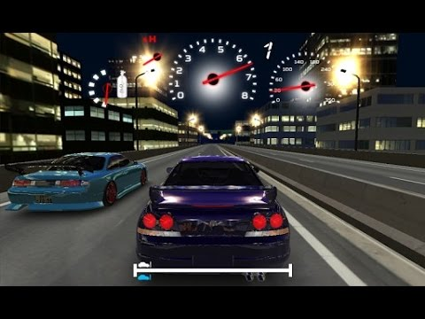 Japan Drag Racing - New Android Gameplay HD