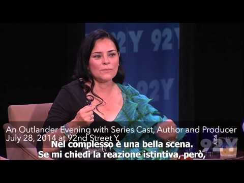 An Outlander Evening with Series Cast, Author, and Producer [SUB ITA]