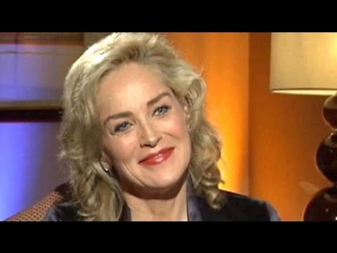 Excited to be in India: Sharon Stone