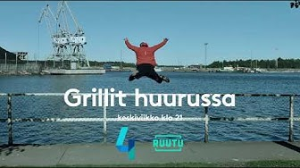 Sami Hedberg - Grillit huurussa 2. kausi