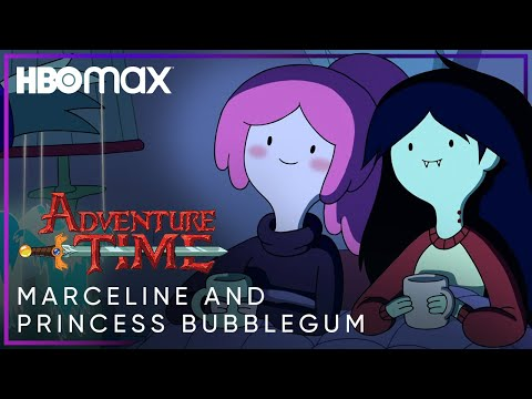 Adventure Time's Complete History of Marceline and Princess Bubblegum | HBO Max