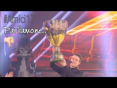 IRAMA VINCE #AMICI17 MA... VI DICO LA MIA!