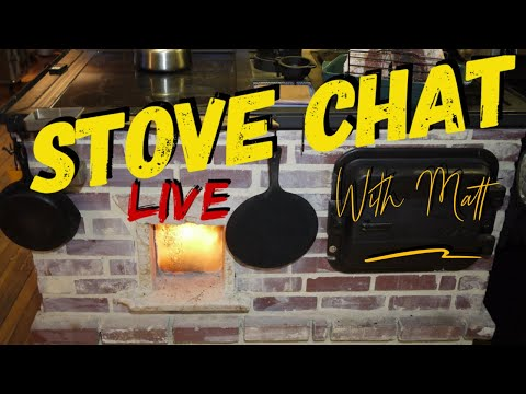 Stove Chat Live Episode 1