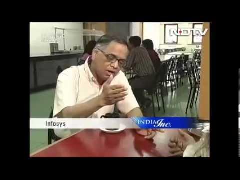 Inspiring story of N R Narayana Murthy